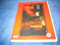 A Nightmare on Elm Street 4 The Dream Master UK Neuware