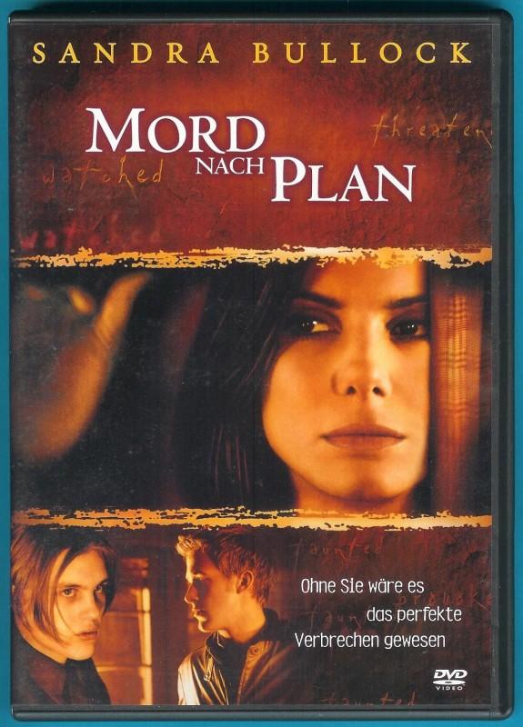 Mord nach Plan DVD Sandra Bullock, Ryan Gosling NEUWERTIG
