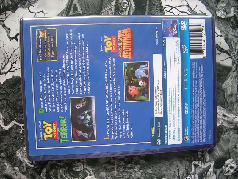 TOY STORY GESCHICHTEN DVD + DISNEY PLÜSCH NEU OVP