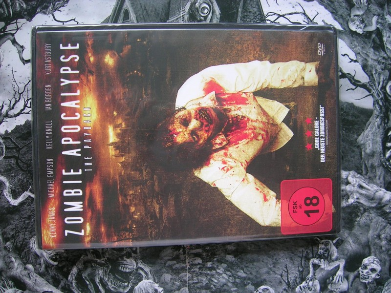 ZOMBIE APOCALYPSE THE PAYBACK DVD EDITION NEU OVP