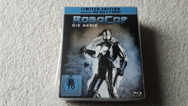 Robocop-Die Serie(1994) Blu-ray Box