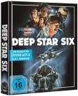Deep Star Six - DVD/BD Mediabook A OVP
