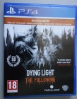 DYING LIGHT - The Following *Enhanced Edition* PS4 Neuwertig