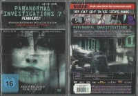 Paranormal Investigations 07 (5005445645,NEU SALE