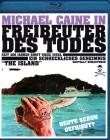 FREIBEUTER DES TODES Blu-ray Michael Caine ISLAND Thriller