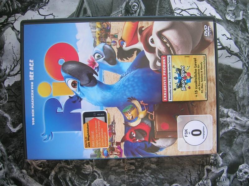 RIO 2 DVD EDITION