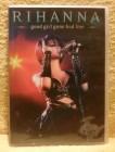 RIHANNA good girl gone bad live DVD Konzert