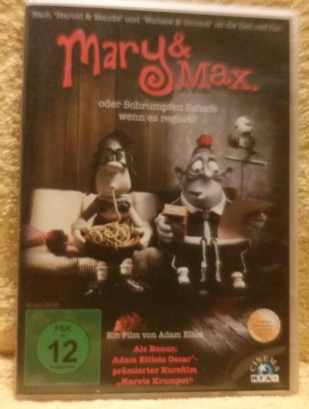 Mary Max Dvd Ss Kaufen Filmundo
