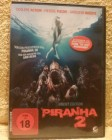 PIRANHA 2 DVD Uncut David Hasselhoff