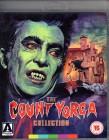 COUNT YORGA Collection BLU-RAY 2 Filme Dracula Vampir Import