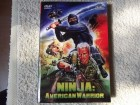 NINJA : AMERICAN WARRIOR UNCUT DVD HARTBOX + BONUSFILM NEU