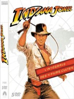 Indiana Jones - L´Integrale des 4 Films Cultes (5 DVDs)