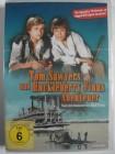 Tom Sawyer und Huckleberry Finns Abenteuer - ZDF Vierteiler