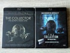 THE COLLECTOR 1+2/THE COLLECTION BLURAY BLACK EDTION UNCUT