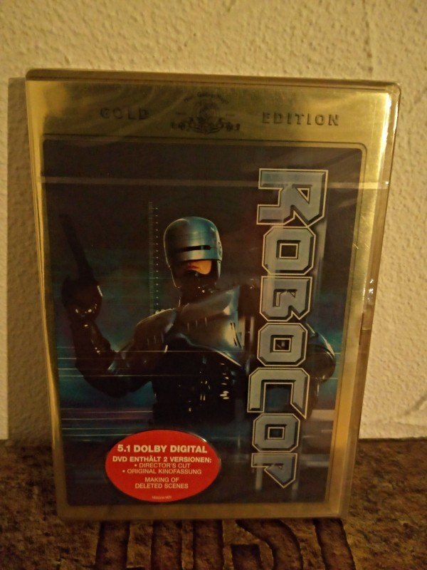 Robocop    Gold Edition