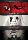 American Horror Story - Season 1 - 3 (englisch, 12 DVDs)