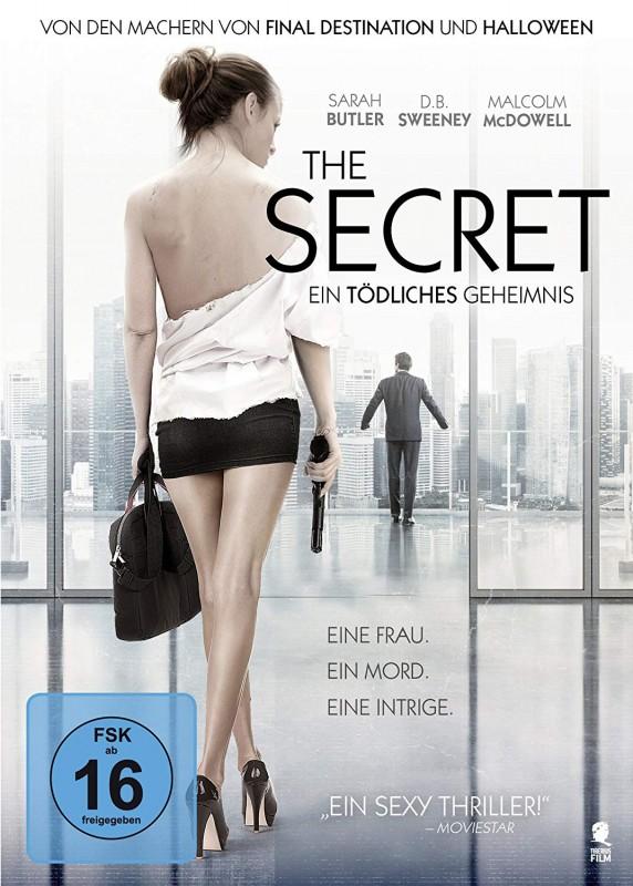 The Secret - Sarah Butler (501136542 Thriller Konvo91)