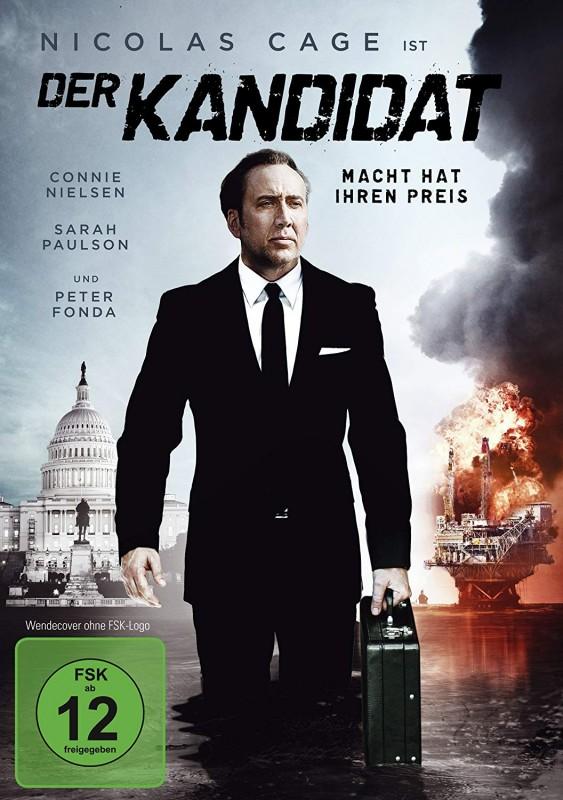 Der Kandidat - Nicolas Cage (001136542 Thriller Konvo91)