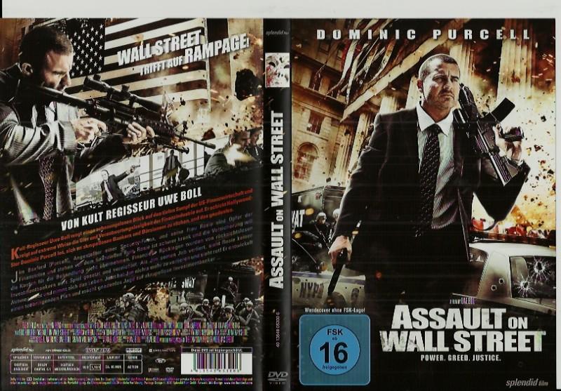 Assault on Wall Street (800136542 Thriller Konvo91)