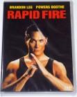 RAPID FIRE * Brandon Lee * DVD * FSK 18 * neu & ovp