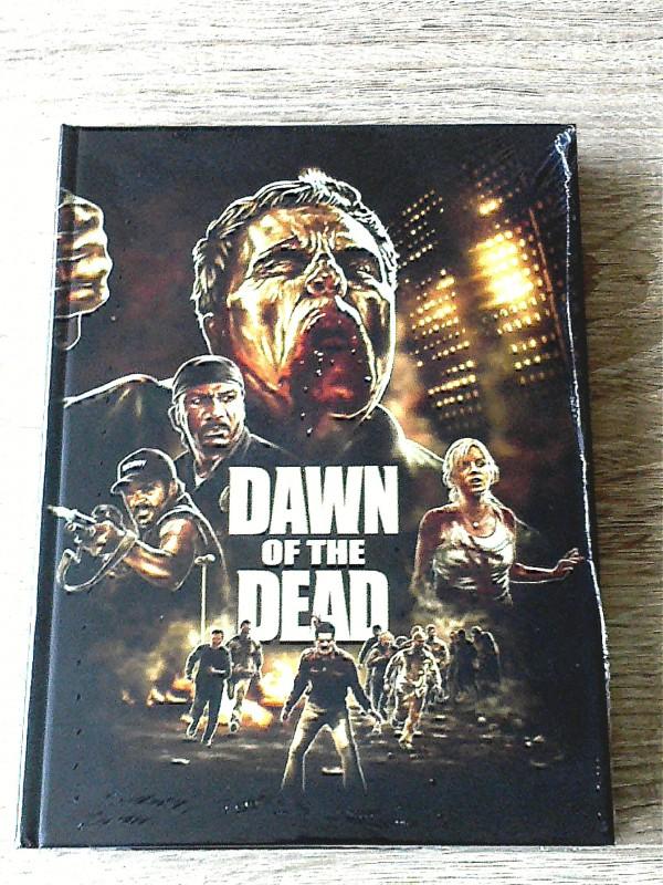 DAWN OF THE DEAD(REMAKE)LIM.MEDIABOOK A(002/777)UNCUT