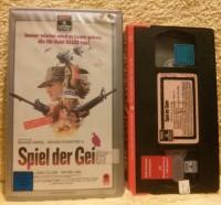 Spiel der Geier VHS  RCA Silber Uncut