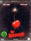 THE RUNAWAYS Blu-ray STEELBOOK Musik Rock Joan Jett