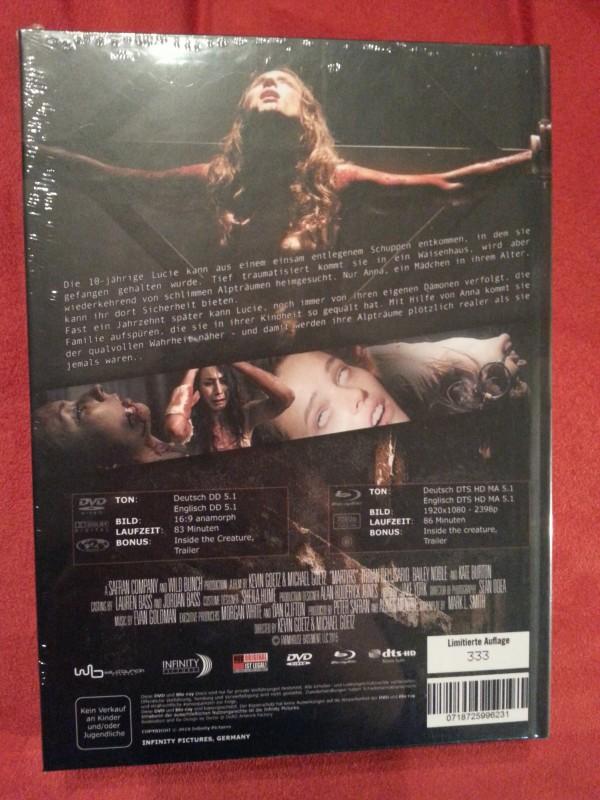 Martyrs (2015) +++ Mediabook - Cover C +++ NEU OVP