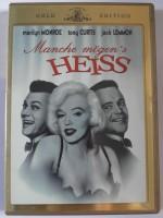 Manche mögen's heiß - Marilyn Monroe Tony Curtis Lemmon