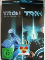 Tron Das Original + Legacy (Collection) - Fiction Sammlung