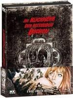Die Rückkehr der reitenden Leichen wattiertes Mediabook