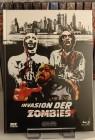 Invasion der Zombies Mediabook Nr. 88/1000 Mediabook OVP