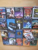 25er Horror DVD Paket - z.B. Psycho 2 / Jason Goes to Hell