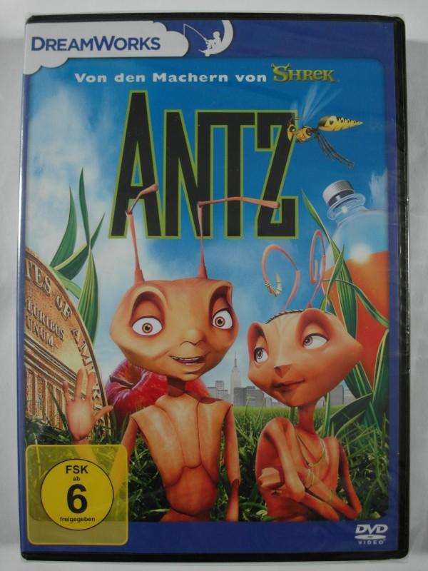 Antz - DreamWorks Animation - Ameisen Held Z - Kinder Kult