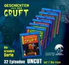 7 Blu Rays Geschichten aus der Gruft Teil 1-7 einzeln uncut