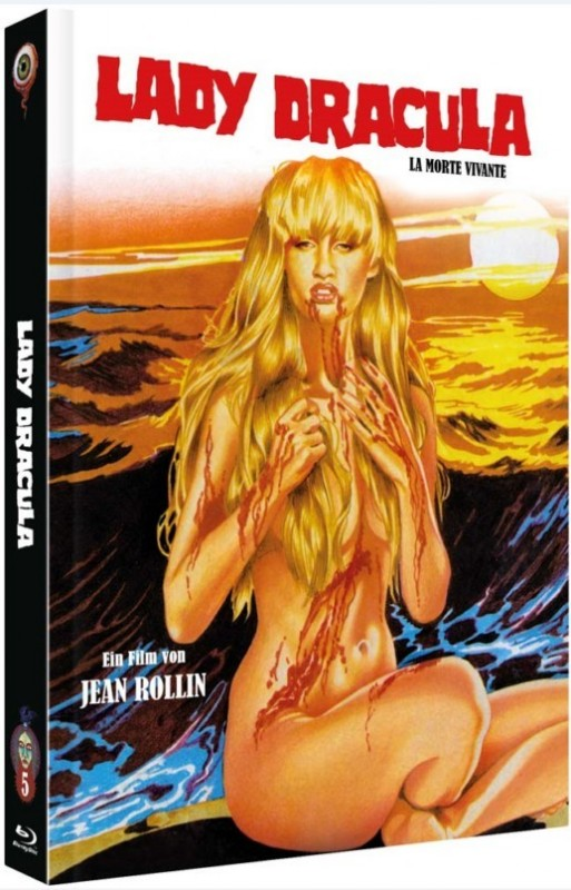 Lady Dracula * Limited Mediabook A - Jean Rollin Collection