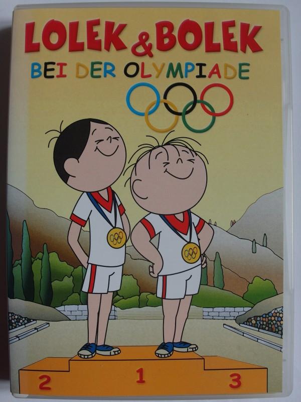 Lolek und Bolek bei der Olympide - Trickfilm Kult, Fechten