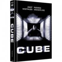 Cube - Cover A - Mediabook - Nameless Media