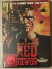DVD RED SCORPION STEELBOOK Neu
