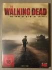 DVD THE WALKING DEAD ZWEITE STAFFEL Neu