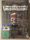 DVD Fluch der Karibik -  Die Piraten-Quadrologie NEU