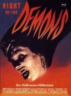 Night of the Demons, X-Rated, VHS-Retromotiv, Mediabook