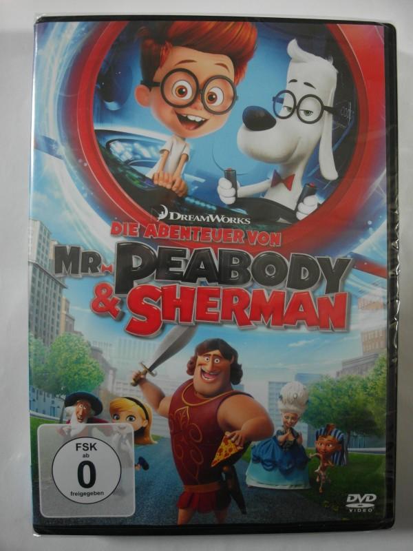 Die Abenteuer von Mr. Peabody & Sherman - DreamWorks, Kinder