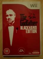 The Godfather Blackhand Edition Nintendo Wii Uncut