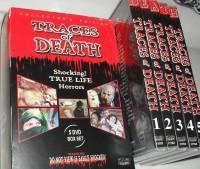 Traces of death - Teil 1-5 Collectors Edition ULTRARAR NEU