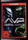 Alien vs. Predator + Alien vs. Predator 2 - DVD