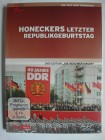Erich Honeckers letzter Republikgeburtsag - Ende der DDR