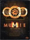 DiIE MUMIE Trilogie 3x Blu-ray STEELBOOK Limited Edition