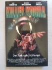 Killer Kobra (DVD) Große Hartbox AVV Lim 50er Cover A 2