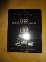 SEED, Black Edition, uncut ,deutsch, Blu-Ray